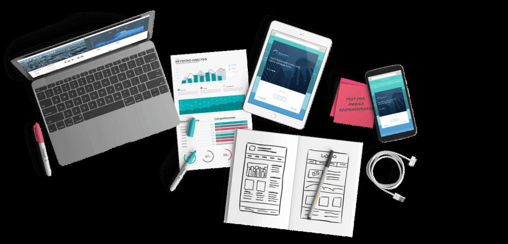 Web Design, Progettazione e Sviluppo Web, siti E-commerce e Siti Web Aziendali