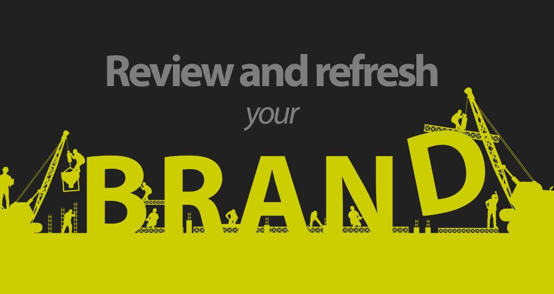 Conoscete la differenza tra branding e aggiornamento del marchio?