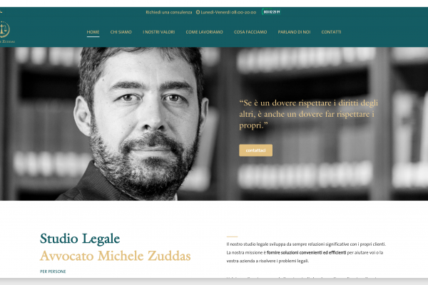 studio legale zuddas